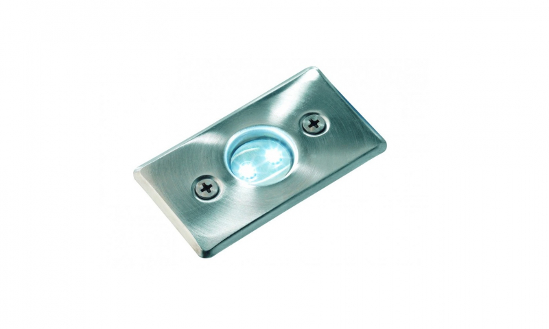 Garden Lights - Groundlight Axis (6000K | 0,5W | 10lm | 12V | 70x42x28mm)