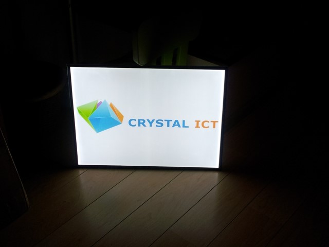 LED Posters / Reclame