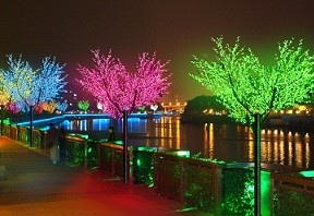 LED Bomen & Decoratie