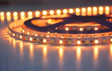 LED Strip Flame Wit