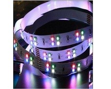 LED Strip RGB + Koud Wit
