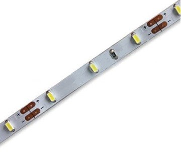 LED Strip 5mm | 10 LEDs | Wit | 0,2M