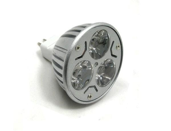 LED Spot (BRIGELUX) | 12V | 4,3W | VV 40W | Wit | MR