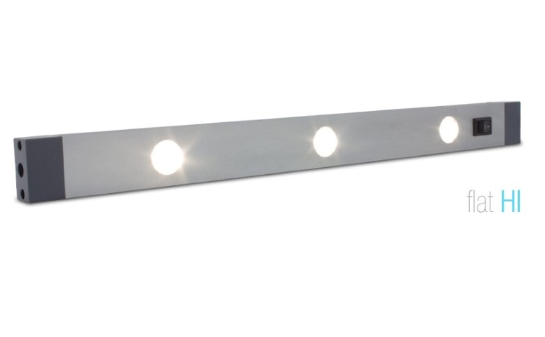 LED Strip | Plat | Type FLAT HI | 30,5cm | Warm Wit | 3W |
