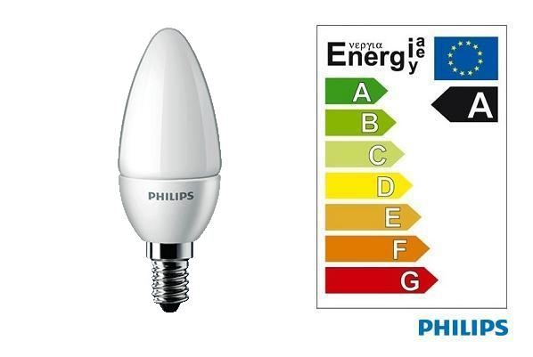 Philips | LED CANDLE | 230V | 4W | 25W | 250Lm | Warm Wit |