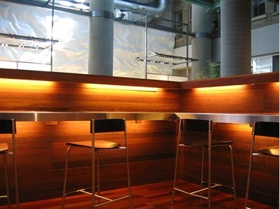 LED TL vervanger en bars