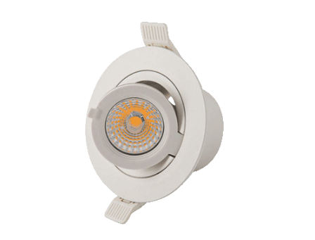 Interlight | Camita | LED inbouwspot | 1 LED spots | 520Lm |