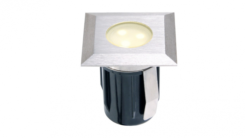 Garden Lights - Groundlight Atria (3000K | 0,5W | 10lm | 12V | 45x42mm| Square)