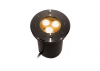 LED Grondspot | 230V | Rond | 5W | Warm Wit