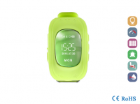 Kids Smartwatch | GPS Tracking | GWJM11GREEN | Groen