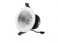 Interlight | Camita | LED inbouwspot | 1 LED spots | 1044Lm