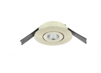 Lumiko | LED inbouwspot | 1 LED spots | 300Lm | Warm wit | De Siena