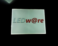 LED Paneel Kit | Wit | A2 | Reclame Bord