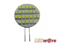 LED steeklampje | 12V | 2,1W | VV 10-15W | Warm Wit | G4 |