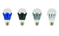 LED Lamp | Set 100 Stuks | 220V | E27 | 8W | VV 60W | Warm Wit