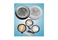 LED Module | 2W | Warm Wit | Type Caravan