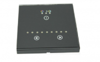 Wall RGB LED Controller | RGBw@re | 3 x 48W | 12-24V | W