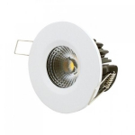 LED inbouwspot | 1 LED | Rond | 10W | Warm Wit | LWIE