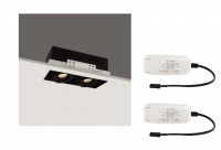 LED inbouwspot | 2 LED spots | 560Lm | Doe Het Zelf LED Kit | Warm Wit | R3B006