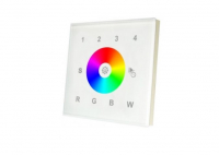 Wifi | RGBW LED Afstandsbediening | Behorende bij RGBW LED Controller | 4 Cont | Wit