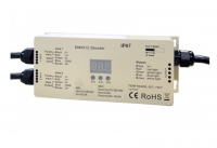 DMXw@re LWSR-2102WP LED Controller | DMX | IP67 | 4 x 124W