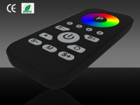 RGBw@re | RGB LED 4 Zonne | RF Remote