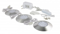 LED Kastverlichting set | 3 Lampjes | 3 x 4W