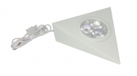 LED driehoek | 2 LED spots | Doe Zelf LED Kit | Warm Wit